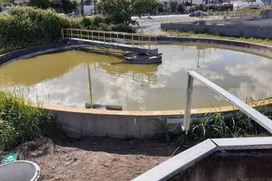 Wastewater Treatment Plant Kronos S.A.